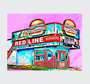 Red Line Burgers